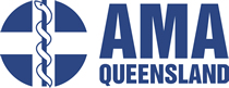AMA Queensland logo